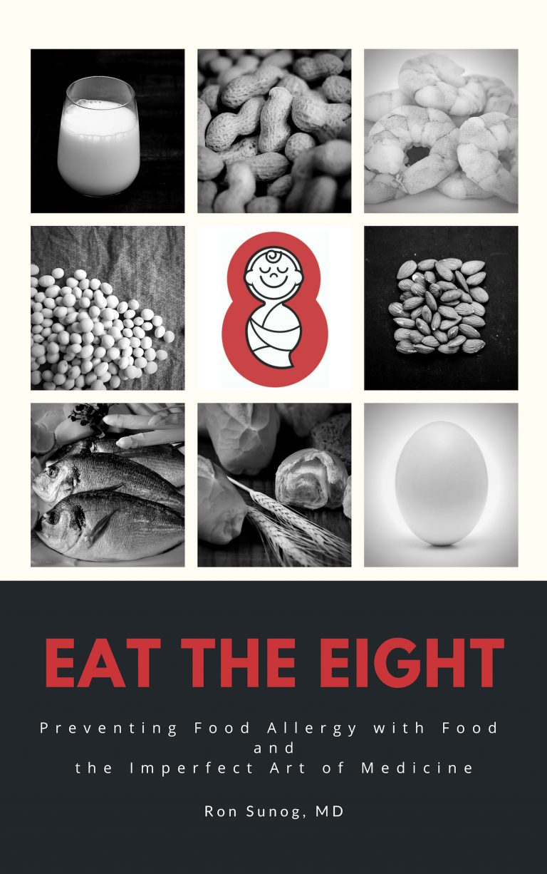 Eat The Eight, by Ron Sunog, MD